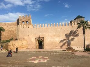 Casbah des Oudayas à Rabat