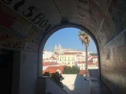 vue de Lisbonne