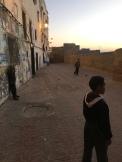 jeux d'enfants à Safi